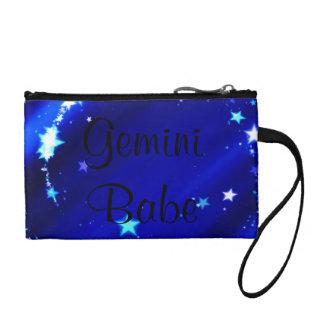 Bolso de Bagettes del bebé de los géminis