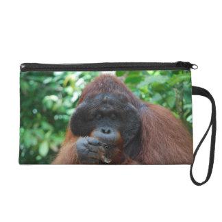 Bolso de Bagettes del orangután del varón adulto