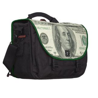 Bolso de Benjamin Franklin $100 Bolsas Para Portatil
