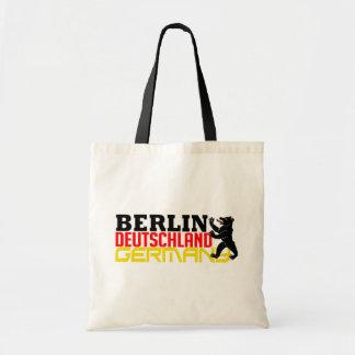 Bolso de BERLÍN - elija el estilo y el color Bolsa Tela Barata
