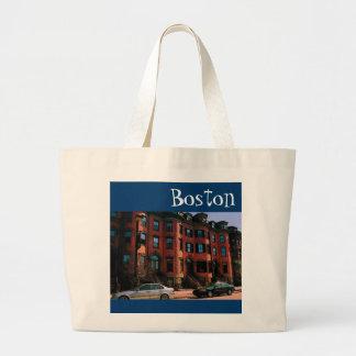 Bolso de Boston (bahía trasera) Bolsa Tela Grande