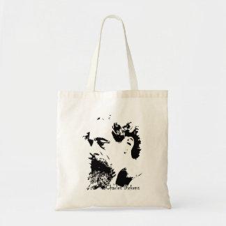 Bolso de Charles Dickens Bolsa Tela Barata