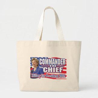 Bolso de comandante en jefe Hillary 2008 Bolsas