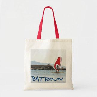 Bolso de compras de Batroun Bolsa Tela Barata