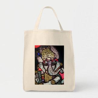 Bolso de compras de Ganesh Bolsa Tela Para La Compra