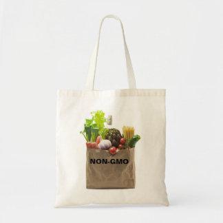 Bolso de compras de NON-GMO Bolsa Tela Barata