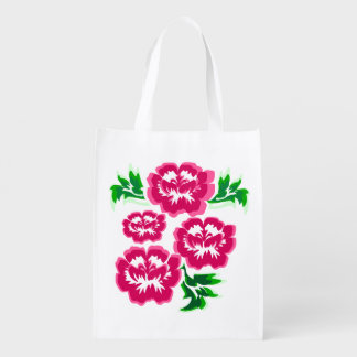 bolso de compras del eco, bolso de ultramarinos bolsa reutilizable