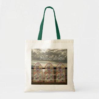 Bolso de compras del Mindfulness Bolsas