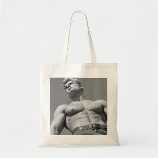 Bolso de compras estupendo del trozo bolsas