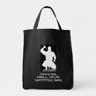 Bolso de compras oficial de Ninja de la alameda Bolsa Tela Para La Compra