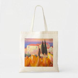 Bolso de compras para uso general del algodón bolsa lienzo