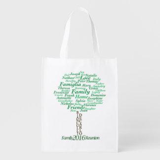 Bolso de compras reutilizable bolsa de la compra