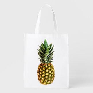 Bolso de compras reutilizable de la foto de la bolsas de la compra