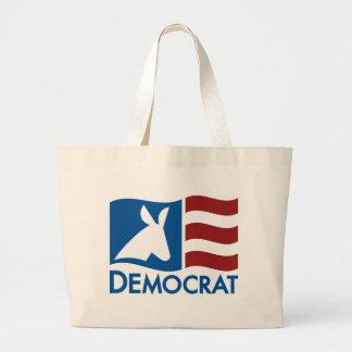 Bolso de Demócrata Bolsa De Mano