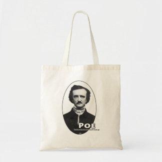 Bolso de Edgar Allan Poe Bolsa Tela Barata