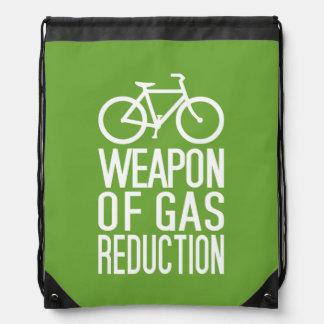 Bolso de encargo del color de la bicicleta mochilas