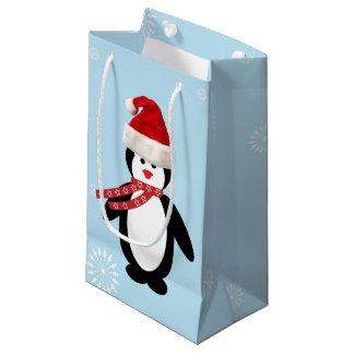 Bolso de encargo lindo del regalo del navidad de