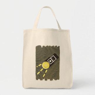 Bolso de griterío de la luz de antorchas bolsa tela para la compra