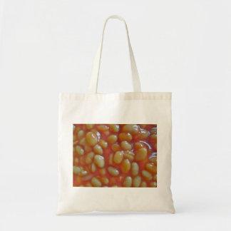 Bolso de habas cocido bolsa lienzo