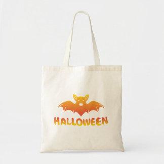 bolso de Halloween del palo