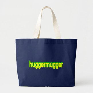 Bolso de Huggermugger Bolsa De Tela Grande