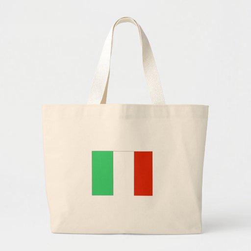 Bolso de Italia Bolsa Tela Grande
