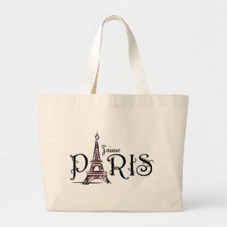 Bolso de J aime París Bolsa Lienzo