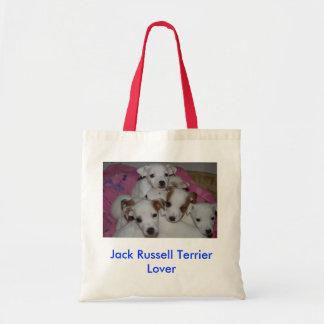 Bolso de Jack Russell Terrier Bolsas De Mano