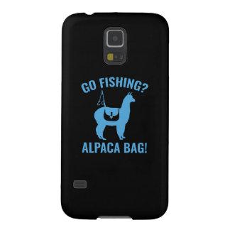 ¡Bolso de la alpaca! Funda Para Galaxy S5
