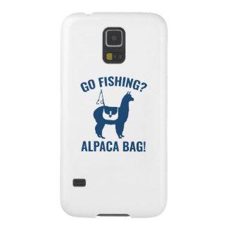 ¡Bolso de la alpaca! Fundas Para Galaxy S5