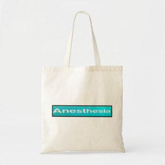 Bolso de la anestesia