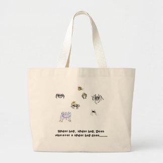Bolso de la araña bolsas de mano