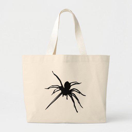 Bolso de la araña bolsas