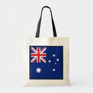 Bolso de la bandera de Australia Bolsas De Mano