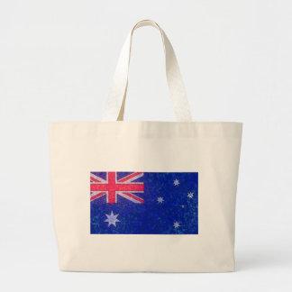 Bolso de la BANDERA de AUSTRALIA Bolsa Tela Grande