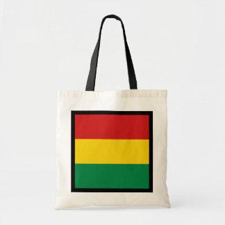 Bolso de la bandera de Bolivia