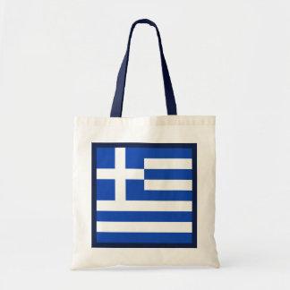 Bolso de la bandera de Grecia Bolsa Tela Barata