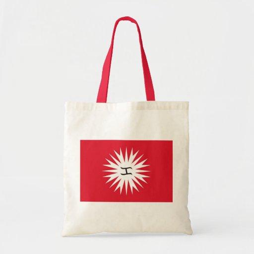 Bolso de la bandera de Katipunan Bolsas