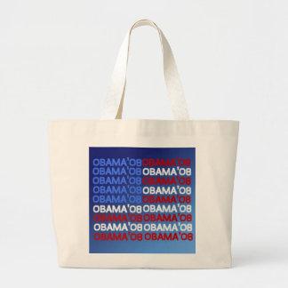Bolso de la bandera de Obama Bolsas