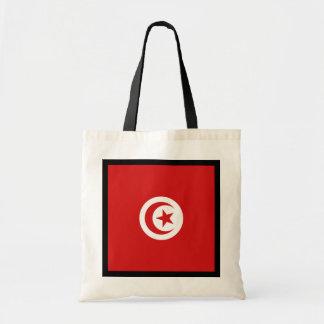 Bolso de la bandera de Túnez Bolsa Tela Barata