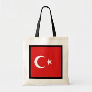 Bolso de la bandera de Turquía Bolsa Tela Barata