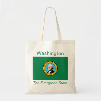 Bolso de la bandera de Washingtonian Bolsa Tela Barata