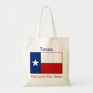 Bolso de la bandera del Texan Bolsa Tela Barata