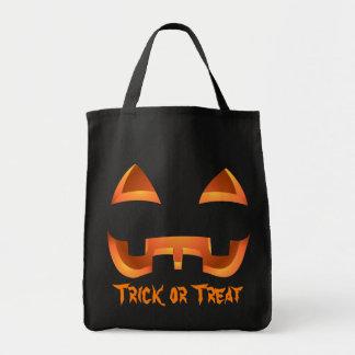 bolso de la calabaza de Halloween de la bolsa de