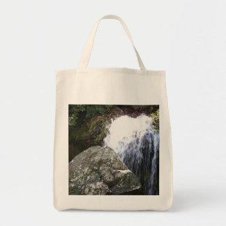 Bolso de la cascada