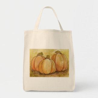 Bolso de la cosecha de la calabaza bolsas