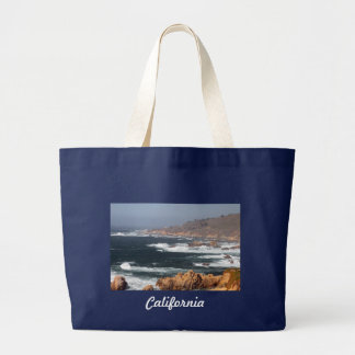 Bolso de la costa de California Bolsa De Tela Grande