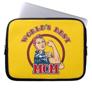 Bolso de la electrónica de la mamá del remachador  funda computadora