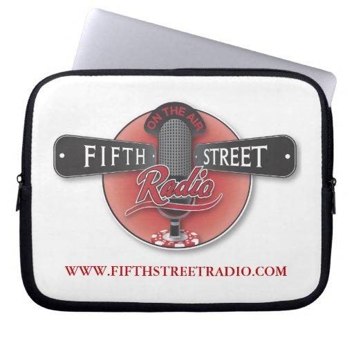 Bolso de la electrónica de la radio de la calle de funda computadora