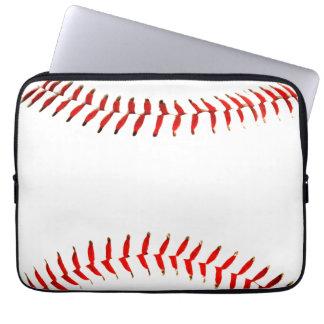 Bolso de la electrónica del béisbol fundas computadoras